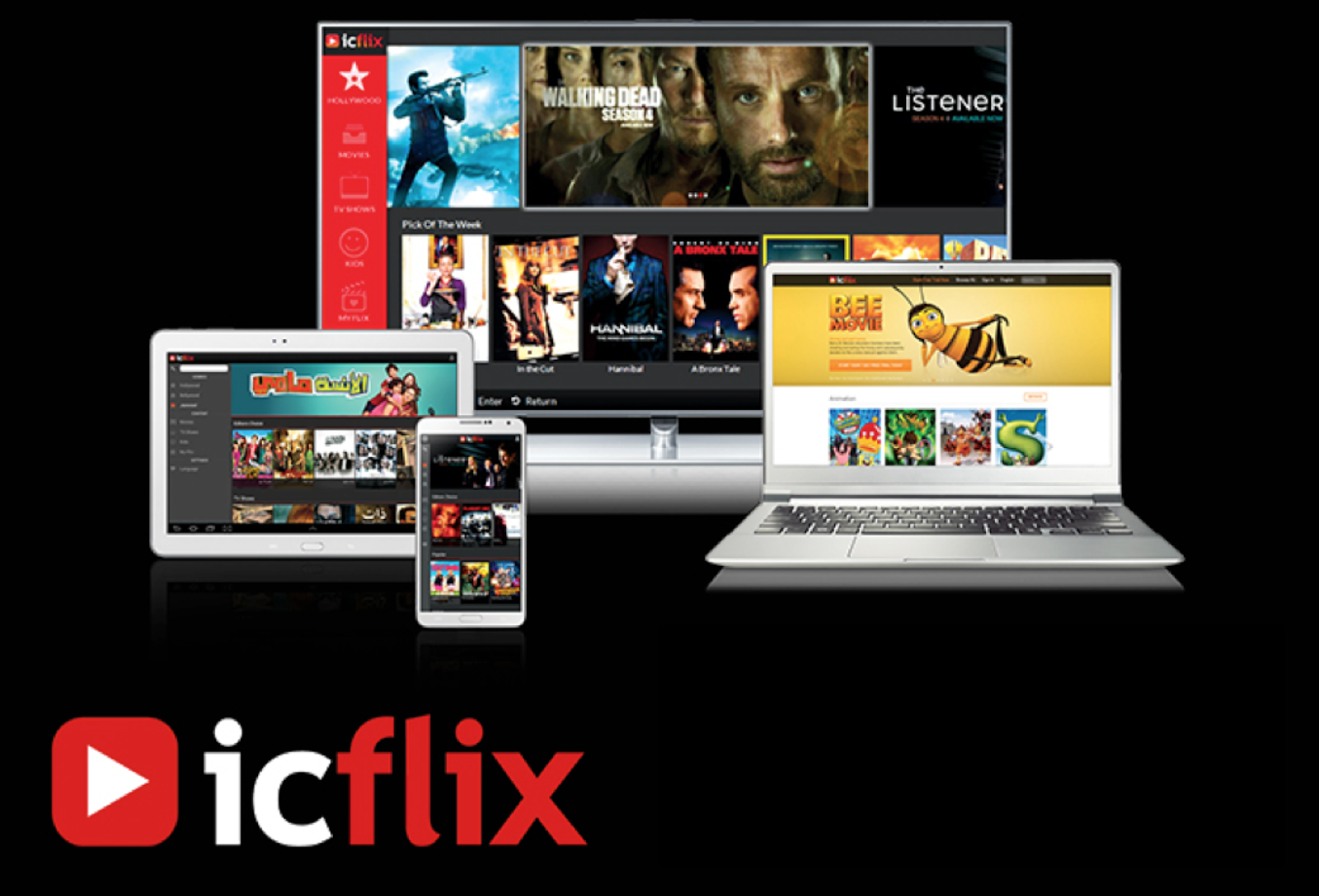 OTT service Icflix launches on Xbox One