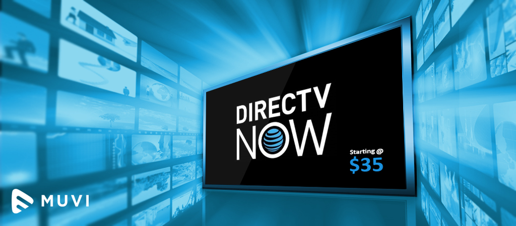 AT&T launches DirectTV Now at a starting price of $35