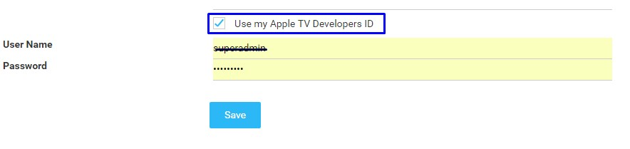 How Does Muvi Prepare Your Apple TV App - Muvi
