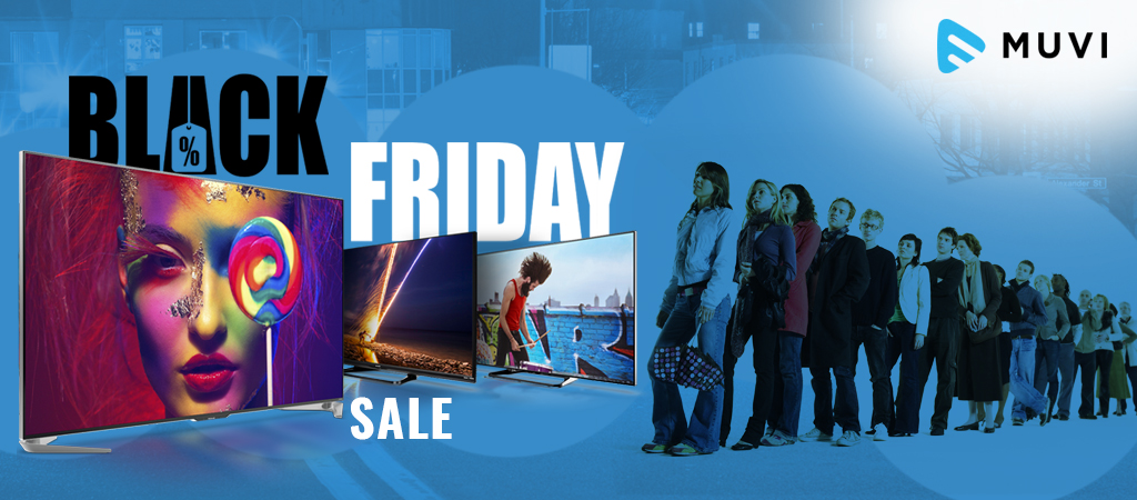 Black Friday to boost 4K TV sales