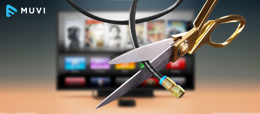 Cord cutting on the rise