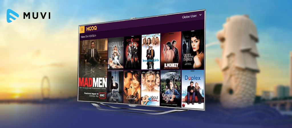 HOOQ now available to CAST subscribers in Singapore