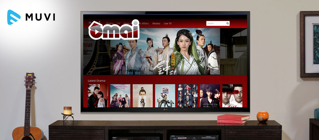 JungoTV launches Omai TV throughout North America, Europe and Vietnam