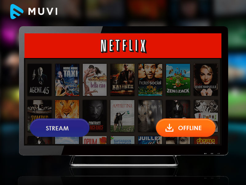 Netflix is planning to go Offline in some Countries