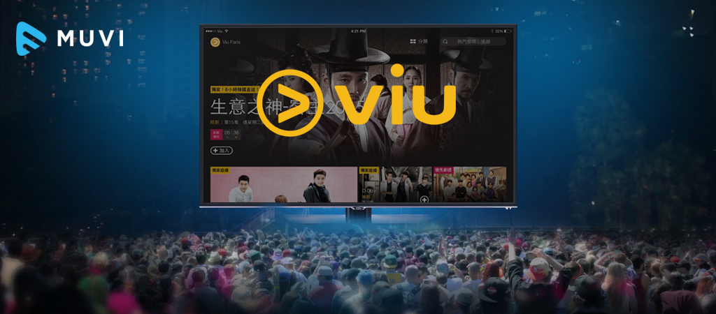 Viu OTT service reaches 4 million users in Asia in the 1st year
