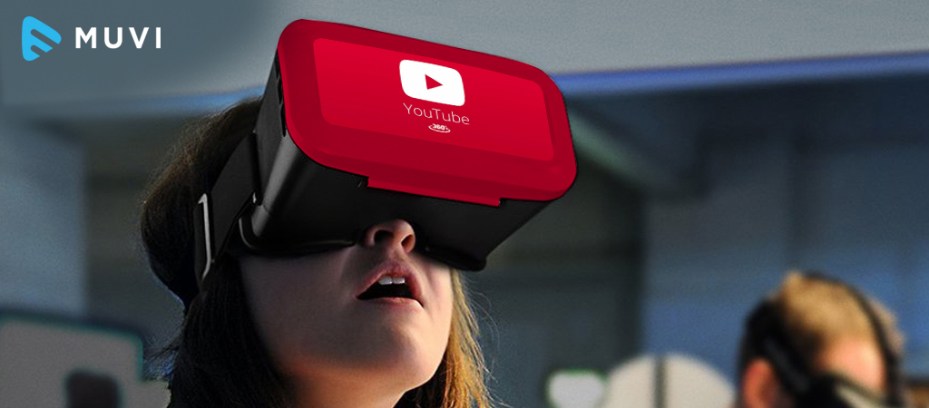 YouTube launches a VR App for DayDream
