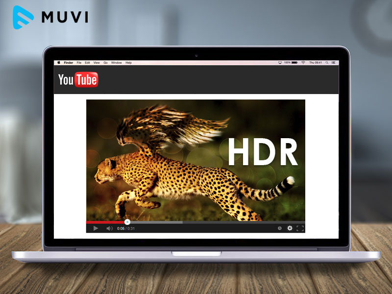 YouTube will now Stream HDR Video