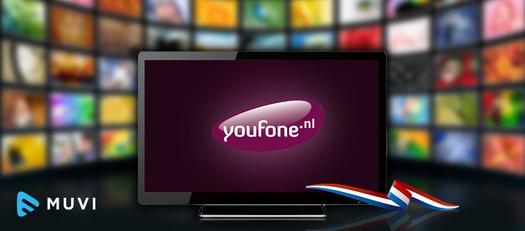 Youfone to launch an IPTV service in Netherlands