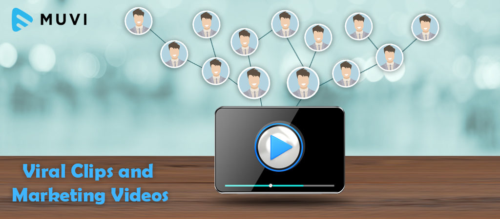 Viral Video Marketing by Muvi
