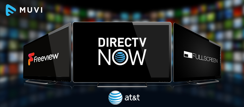 AT&T launches three new video streaming services
