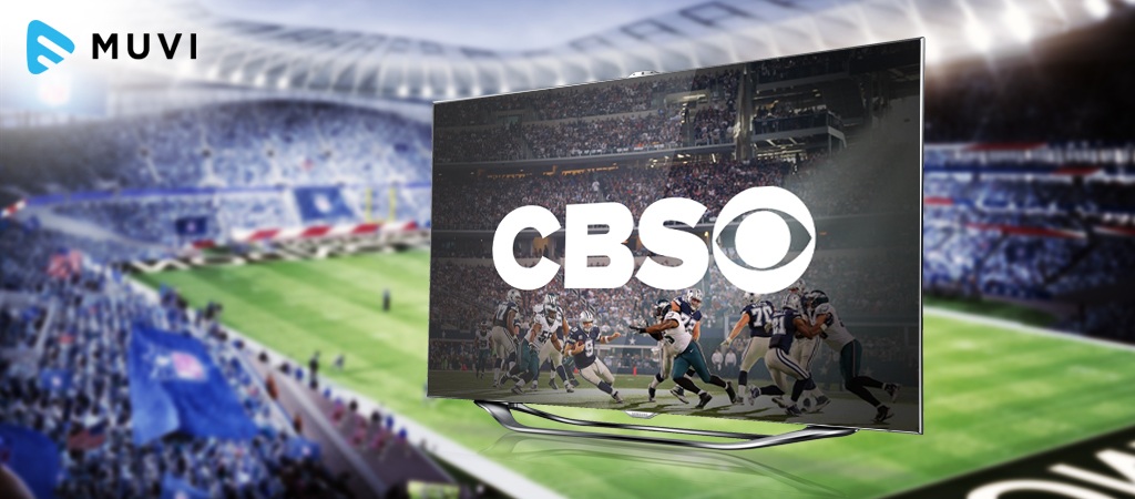 CBS to Live Stream NFL Games