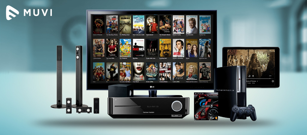 Home entertainment devices market to be $295 Bn by 2022