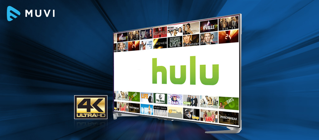 Hulu ranking higher than Netflix and Amazon in terms of usage