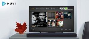 Amazon Prime Video Launches in Canada