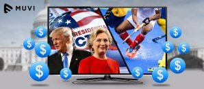 Olympics, US election drive Video Monetization Growth