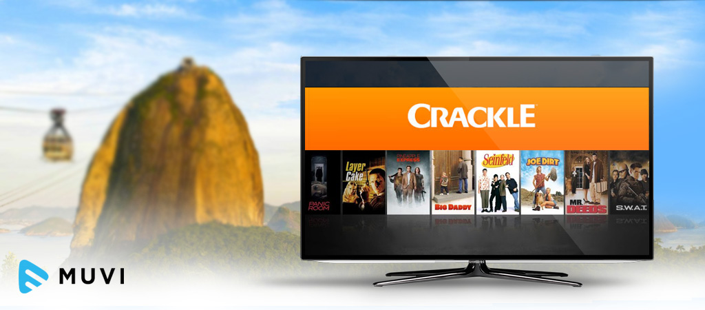 Sony Launches OTT Platform Crackle in Brazil