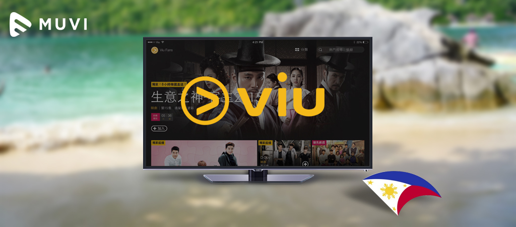 Viu launches VOD service in the Philippines