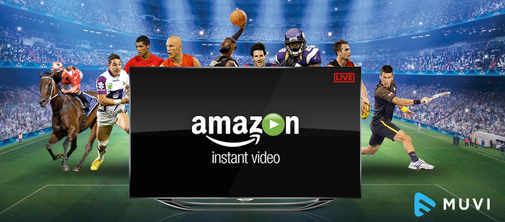 Amazon Prime Looking to Live Stream Major Sports