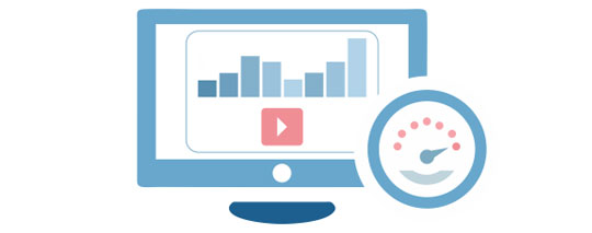 Video analytics and Bandwidth Stats