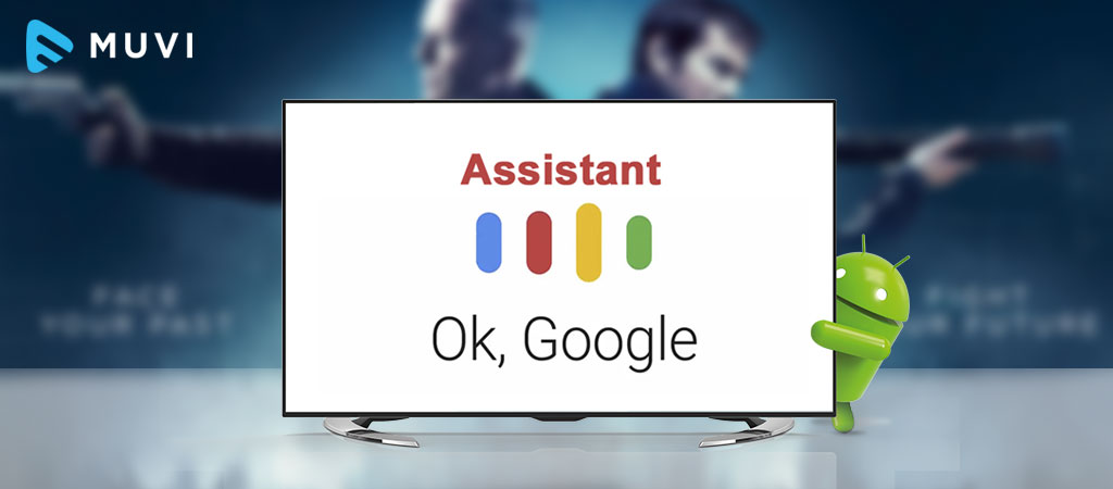 Google Assistant to launch on Android TV