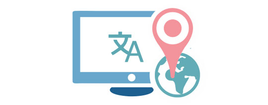 Muvi supports location-based language translation