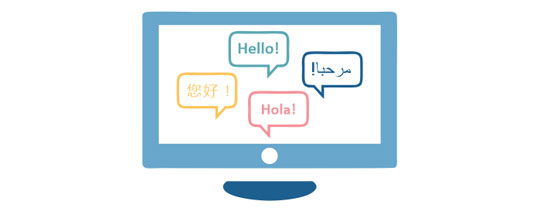 try multiple languages for your Muvi powered web and mobile apps