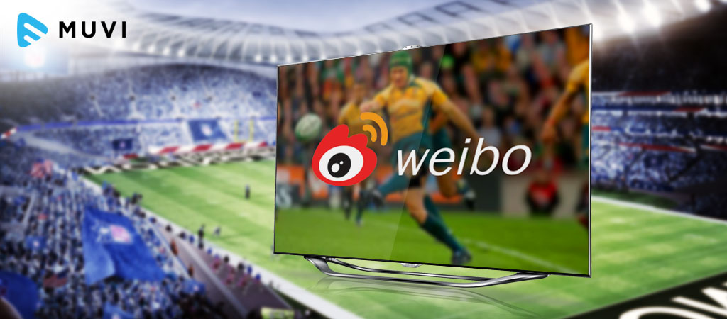 NFL games to Live Streaming on China's Sina Weibo Network