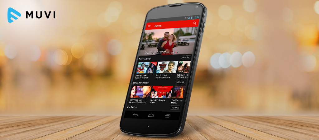 Robi launched a new video streaming service - Robi Screen