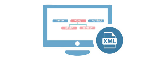 XML Sitemap for streaming website