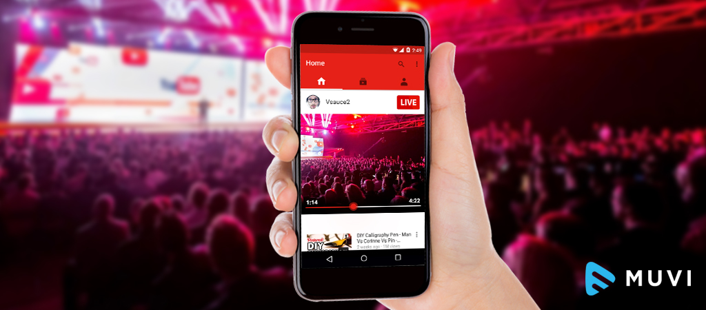 YouTube incrementally rolls out Mobile Live Streaming