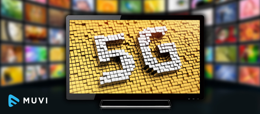 5G poised to become main video delivery infrastructure