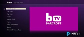 Barcroft TV launches on Roku
