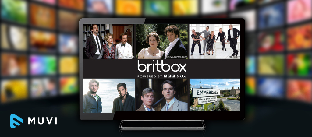 British Streaming Service BritBox launches in U.S.