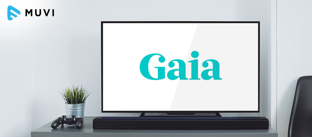 Gaia, Inc. launches a SVOD service
