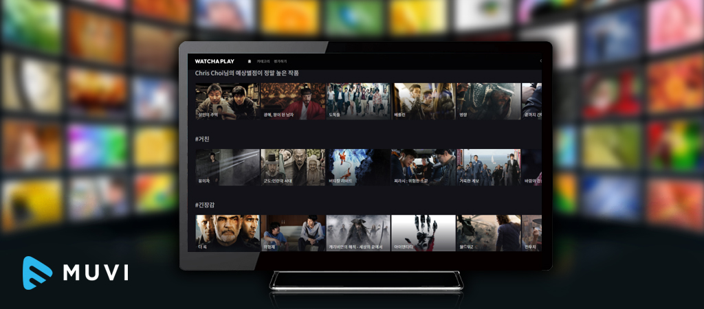 VOD service Watcha Play plans to launch in Japan this Year