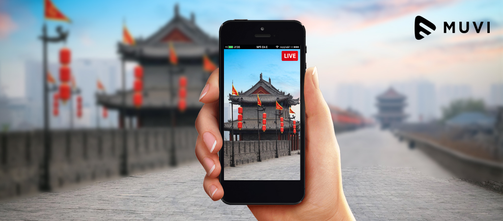 China's live streaming market grew 180% in 2016