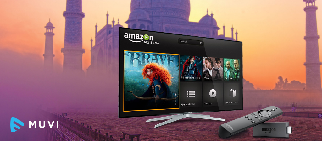 Amazon Fire TV stick in India