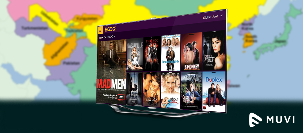 HOOQ - Your Pinoy content destination