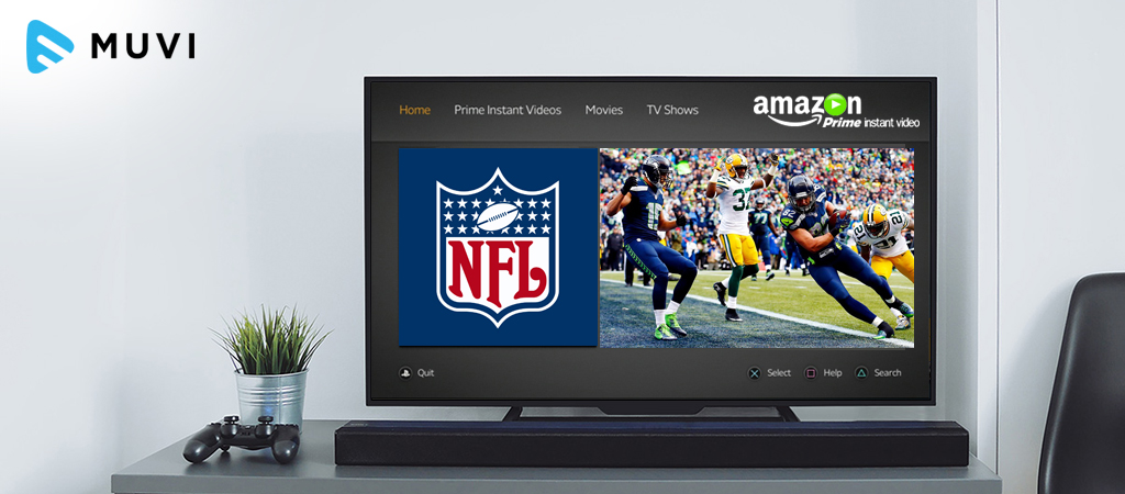 Twitter out, Amazon to now stream NFL