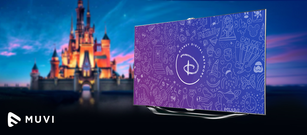 Disney unveils new Digital Network
