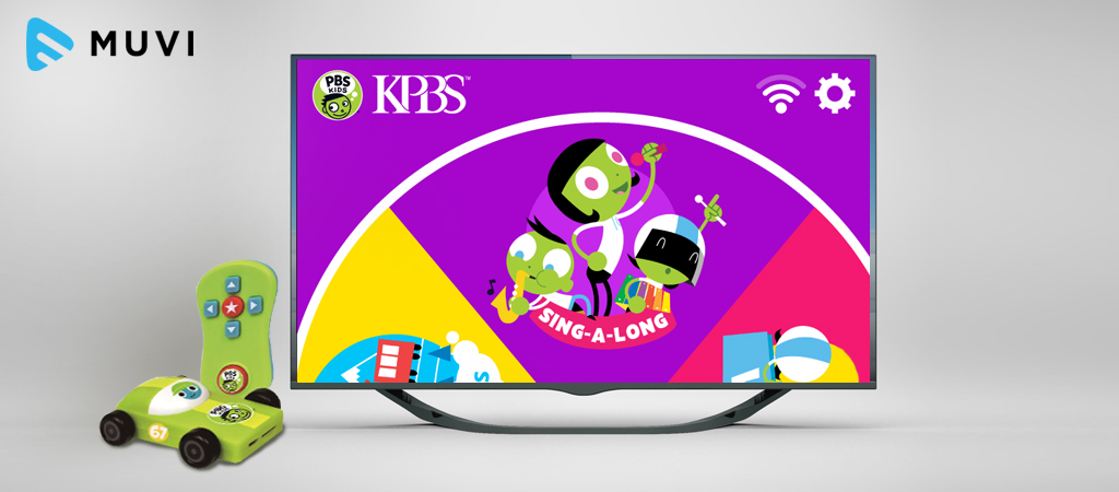 PBS Kids launches streaming video stick with an option to view offline