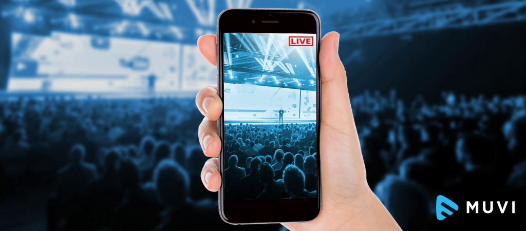 What Live Streaming means for the future of the Streaming industry
