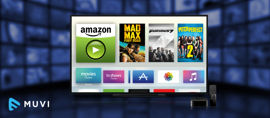 Apple TV to include Amazon Prime Video app