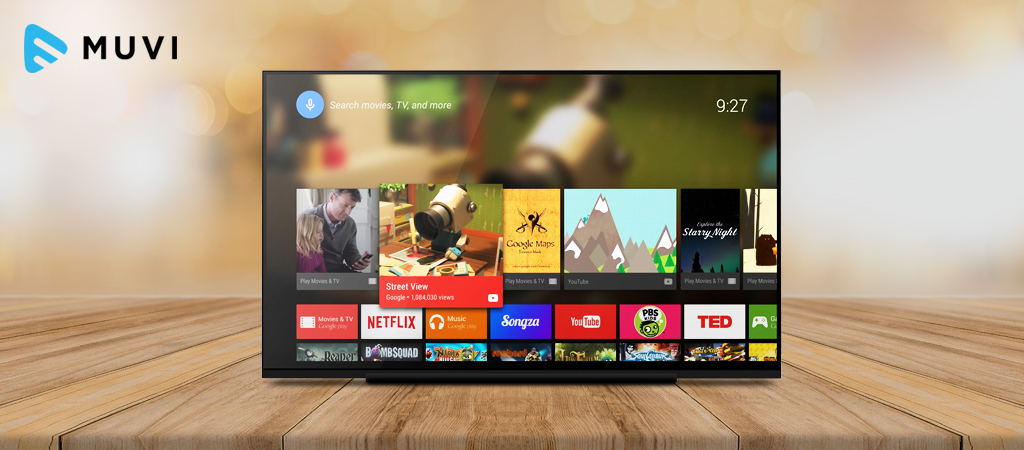 Google turns apps into 'channels' with Android TV revamp