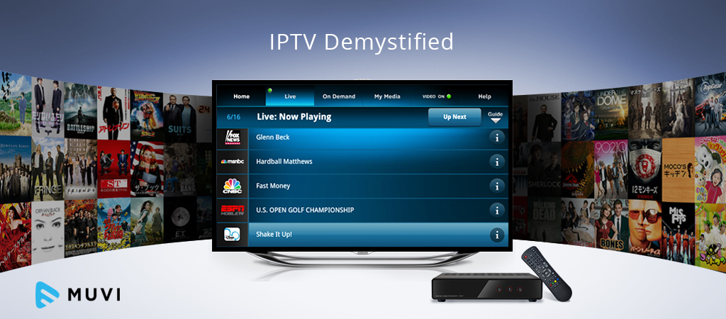 What is IPTV? How does IPTV work?