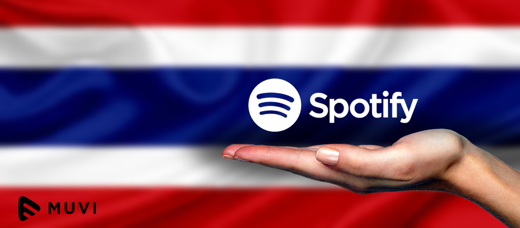 Spotify may soon be introduced in Thailand
