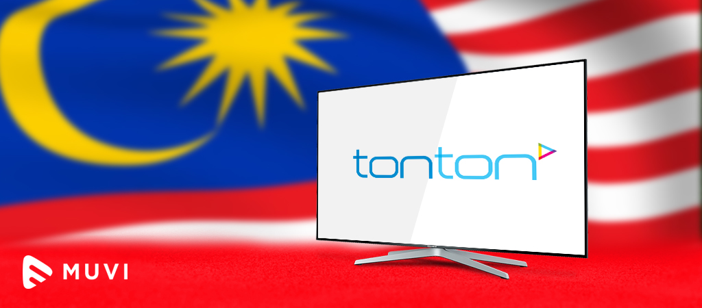 Malaysian OTT Service tonton to be offered by Singtel
