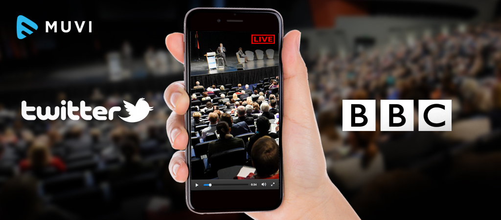 Twitter and BBC collaborate to offer live video