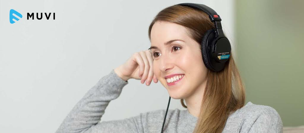 Audio streaming on the rise from 8% to 45%