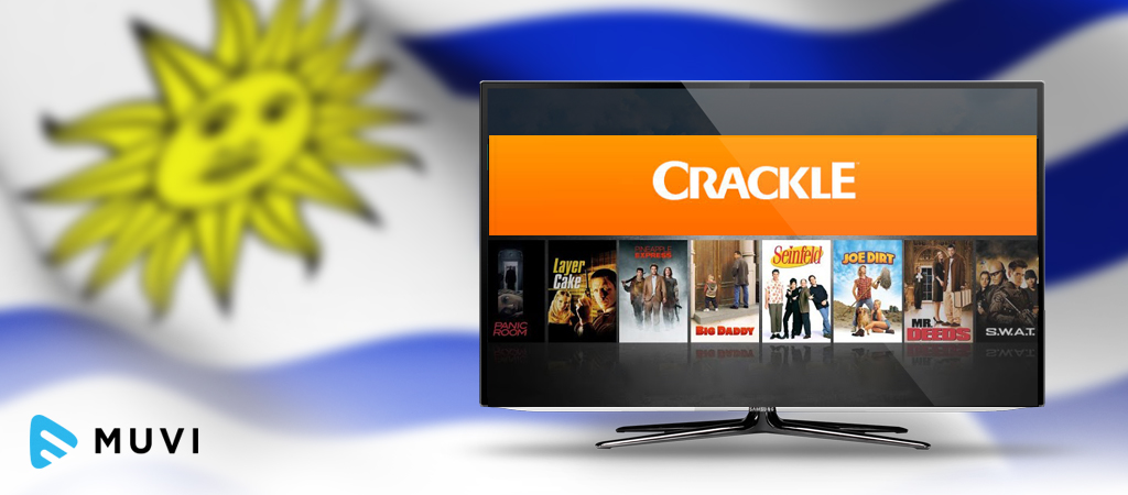 Sony to launch  SVOD service, Crackle in Uruguay